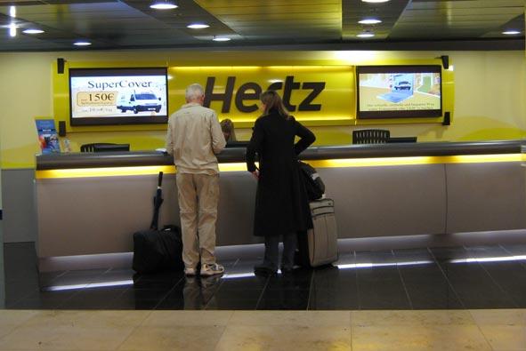 Hertz lanza las rebajas de invierno con descuentos de hasta un 25%