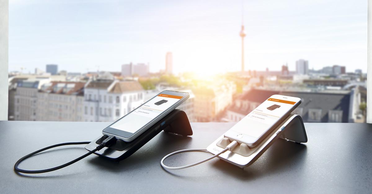Gigaset MobileDock: el mundo móvil entra en el hogar