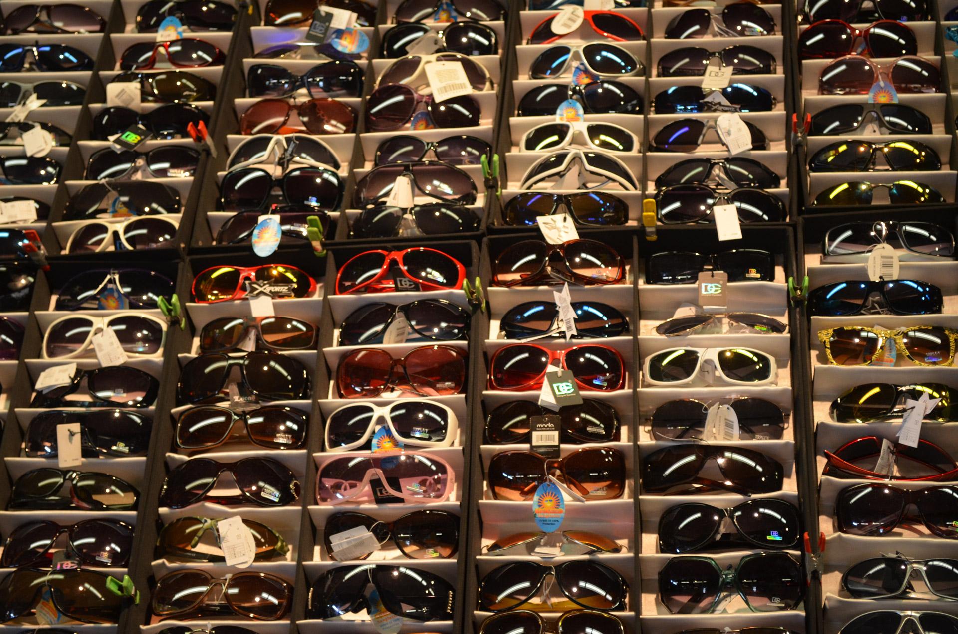 ¿Sabes cómo elegir correctamente tus gafas de sol?