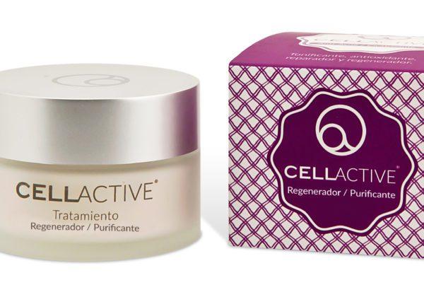 Tratamiento Regenerador : Purificante CellActive