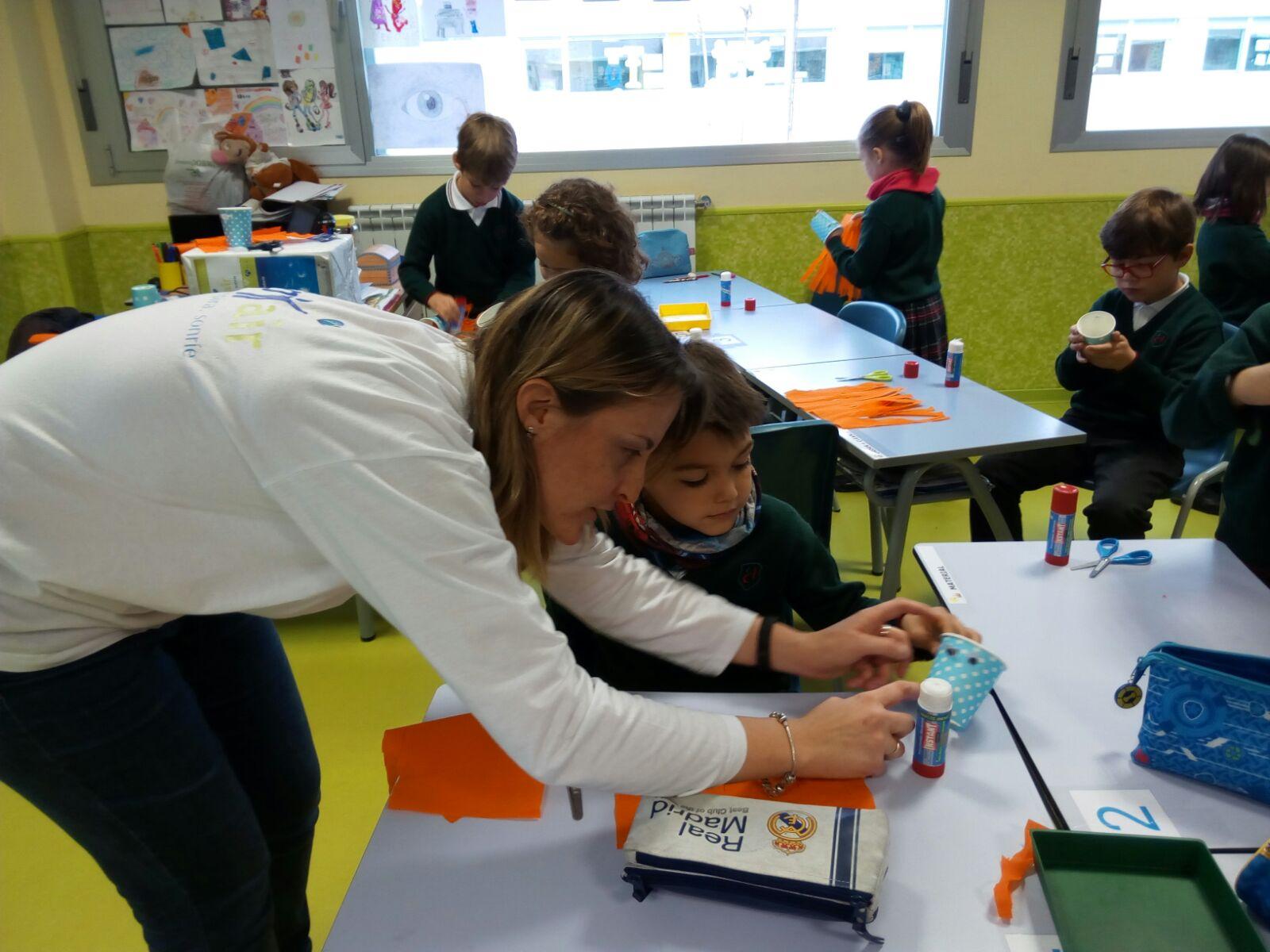 Antanes School acoge las jornadas de formación de la Fundación Lovexair