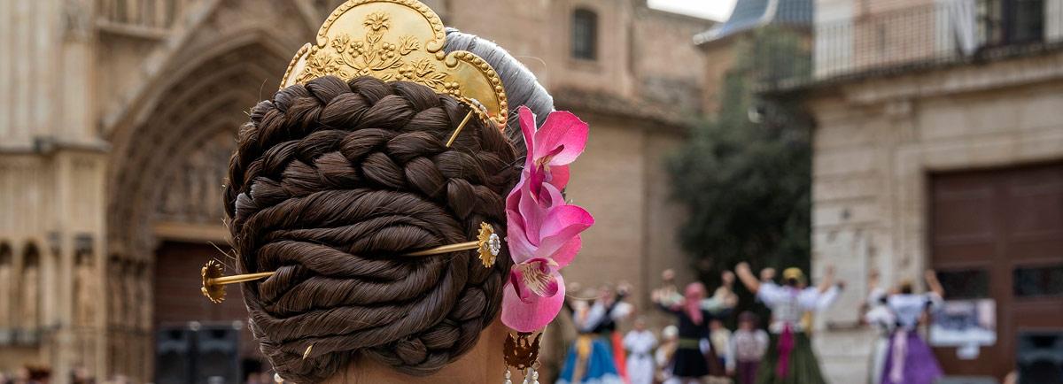 La semana de Fallas incrementa un 52% el volumen de facturación de los comercios de Valencia