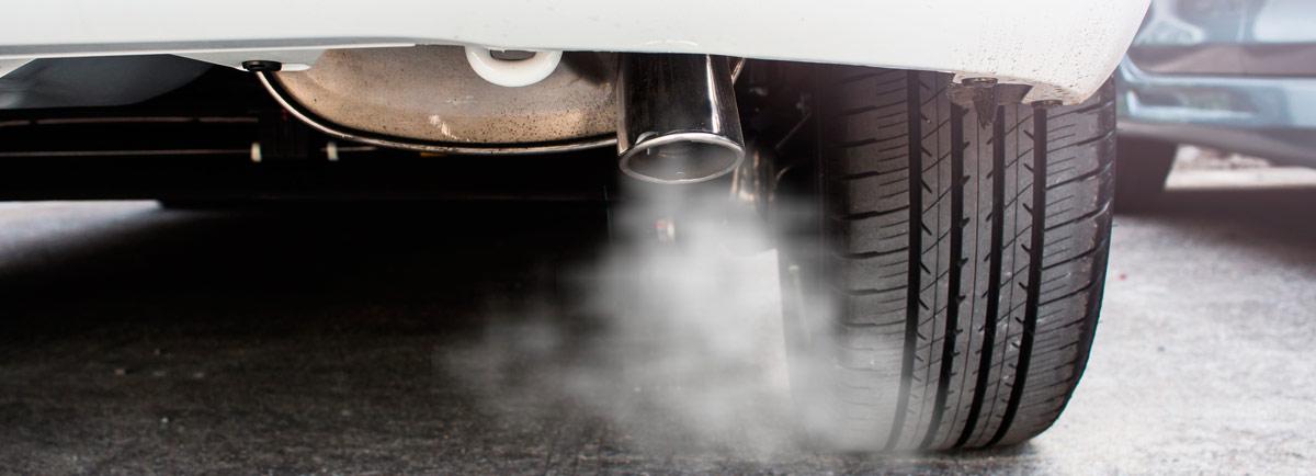Las emisiones de los coches nuevos vendidos en España suben por primera vez en diez años