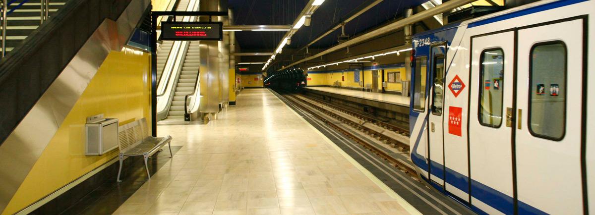El sindicato de maquinistas de Metro de Madrid secunda al 100% la jornada de paros del 13 de marzo y pide a la empresa una toda de deciciones inmediata