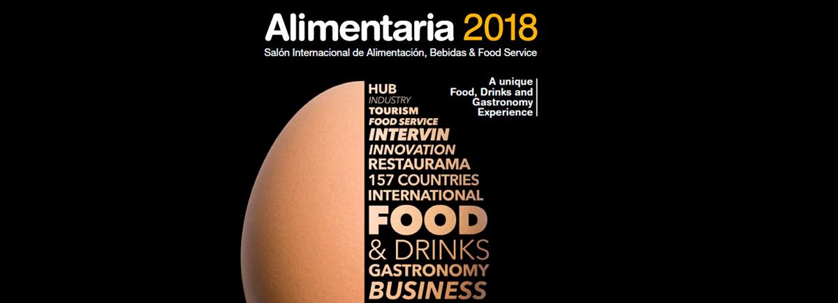 El Consorcio del Jamón Serrano Español estará presente en la Feria Alimentaria 2018 con degustaciones de jamón ConsorcioSerrano