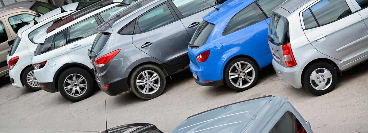 Las ventas de coches usados crecen un 2,5% en el primer trimestre