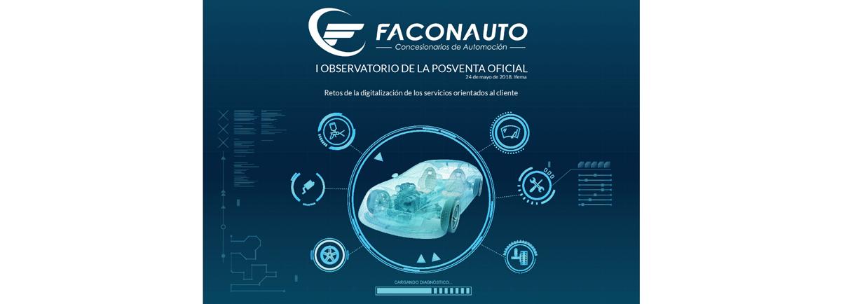 Faconauto organiza el I Observatorio de la Posventa Oficial en Madrid Auto
