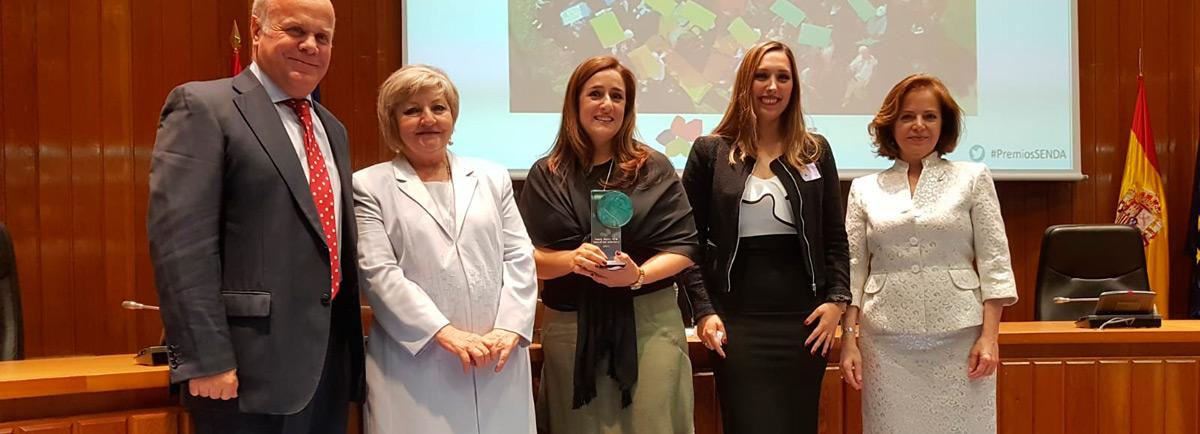 Amavir celebra el Día Mundial del Medio Ambiente recogiendo el Premio SENDA en Responsabilidad Medioambiental
