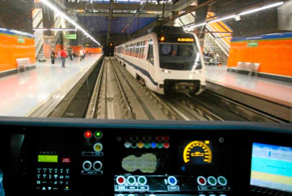 El sindicato de maquinistas de metro de Madrid convoca 24 horas de paros el próximo 17 de octubre