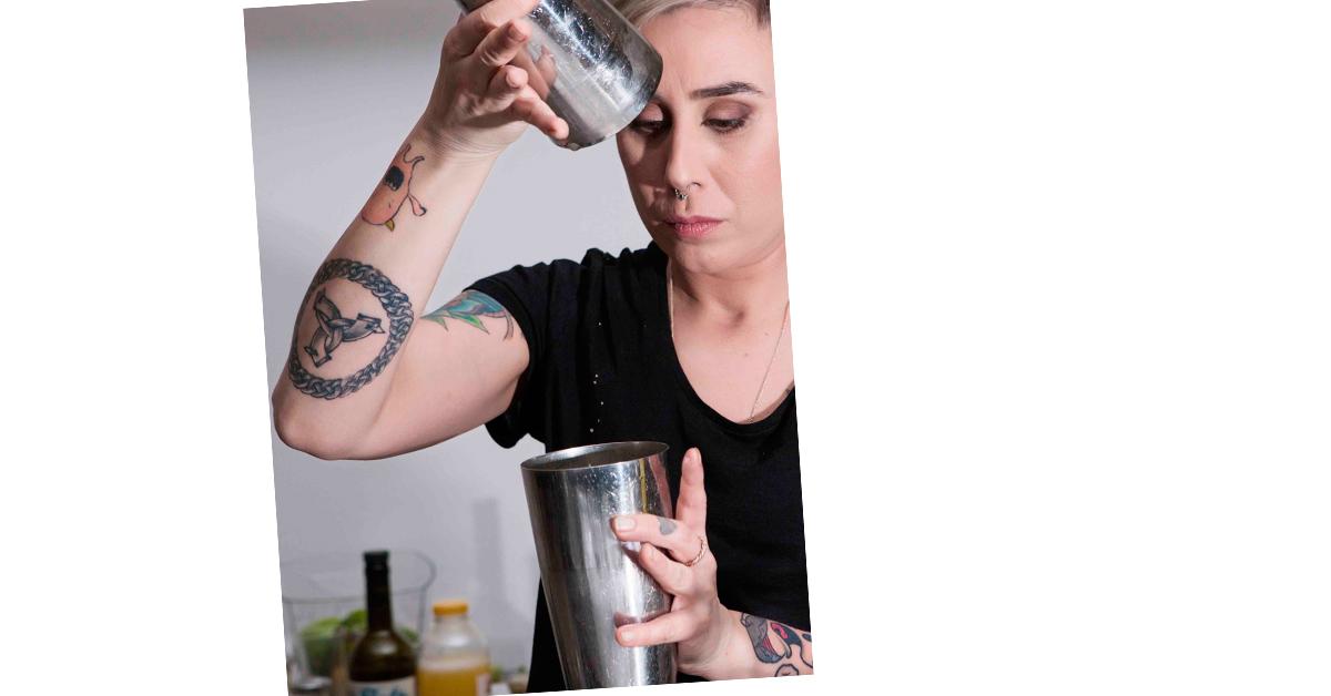 La coctelería es cosa de mujeres