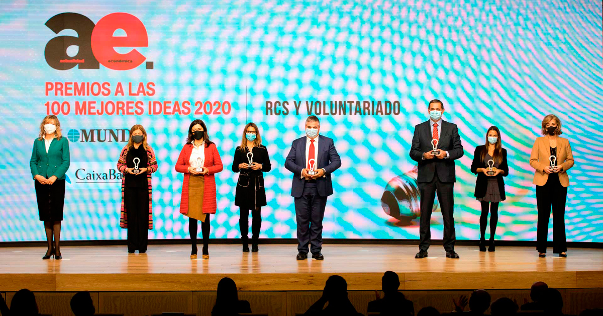 Faconauto Woman, una de las 100 mejores Ideas de 2020