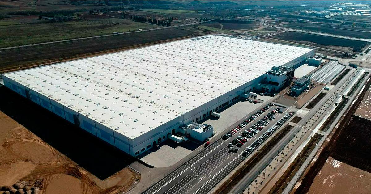 Montepino alcanza el millón de metros cuadrados de superficie desarrollada para logística